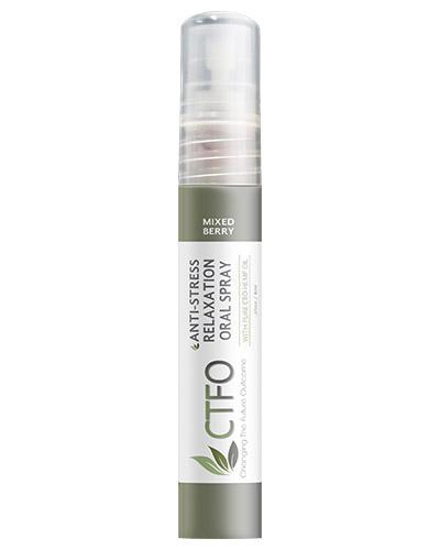 CBD Anti-Stress Relaxation Oral Spray - 8ml