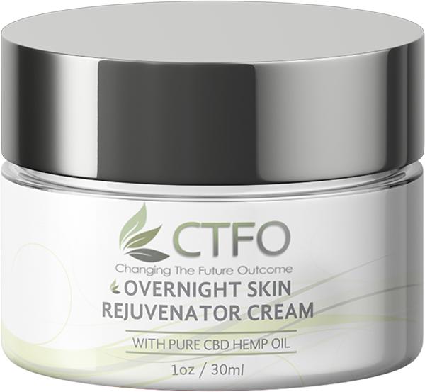 Overnight Skin Rejuvenator Cream